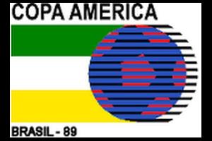 1989 Copa America Logo