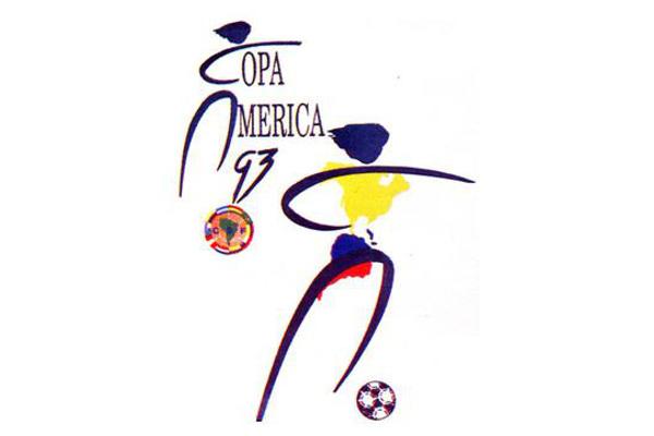 1993 Copa America Logo