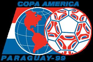 1999 Copa America Logo