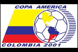 2001 Copa America Logo