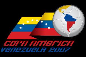 2007 Copa America Logo
