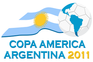2011 Copa America Logo