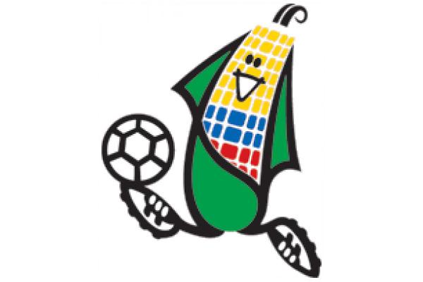 1993 Copa America Mascots
