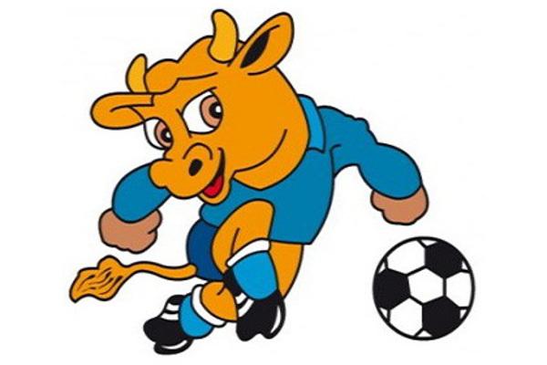 1995 Copa America Mascots
