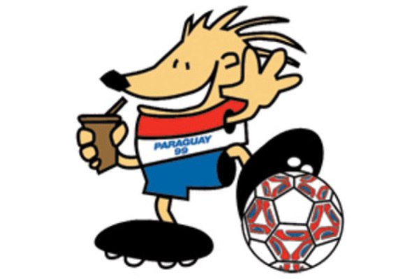 1999 Copa America Mascots
