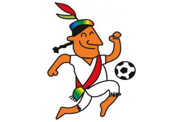 2004 Copa America Mascots
