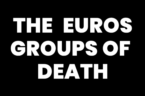Euros Groups of Death