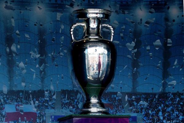 UEFA European Championships Trophy