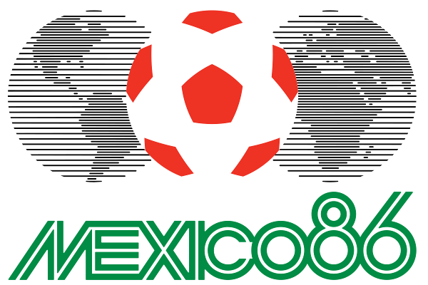 1986 World Cup Logo