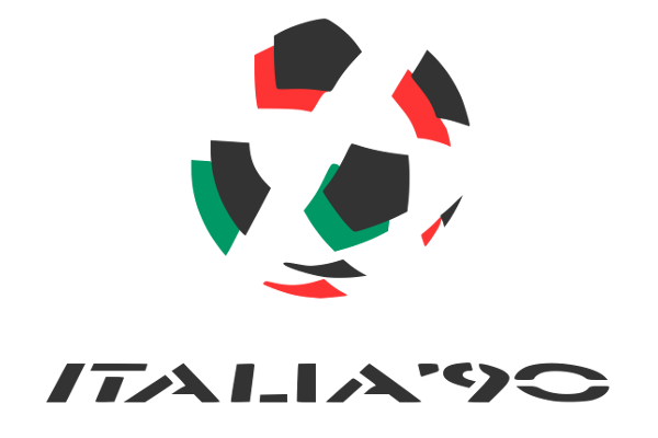 1990 World Cup logo