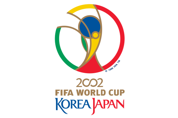 2002 World Cup logo