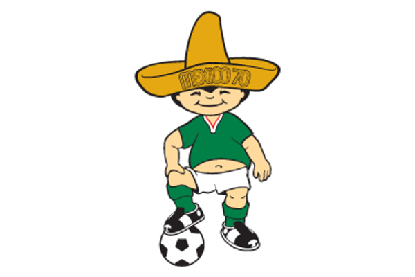 1970 Classic World Cup Mascots