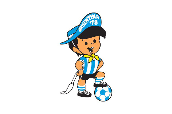 1978 World Cup Mascot