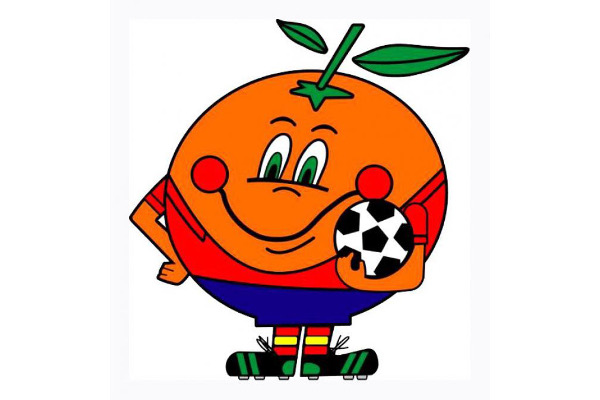 1982 Classic World Cup Mascots