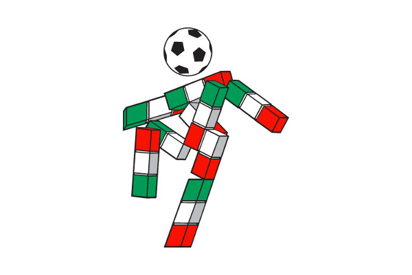 1990 World Cup Mascot