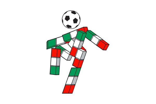 Italia 90 Mascot Ciao