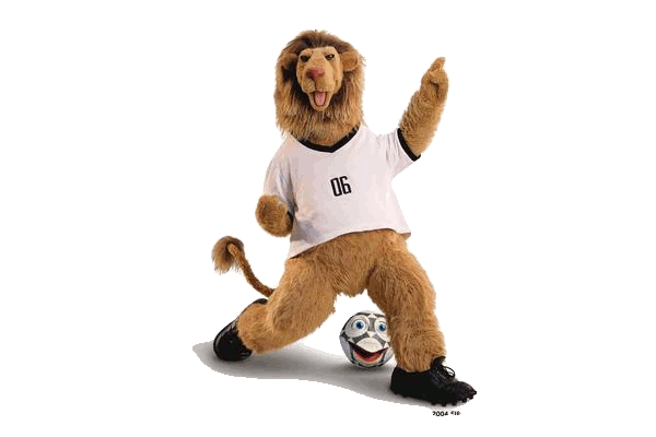 2006 World Cup Mascot
