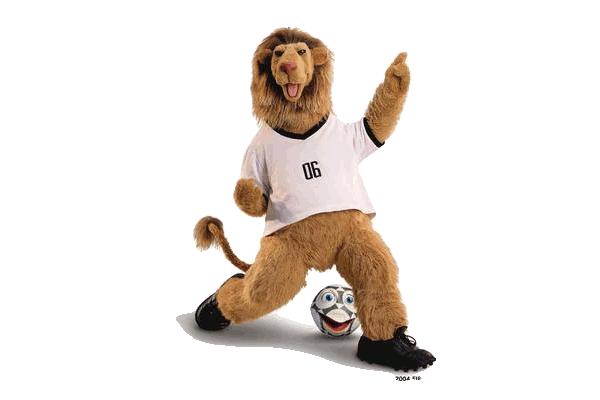 2006 Classic World Cup Mascots