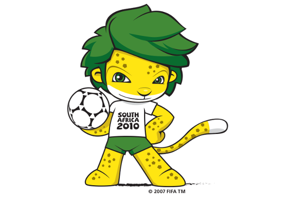 2010 World Cup Mascot