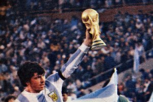 Daniel Passarella 1978 World Cup