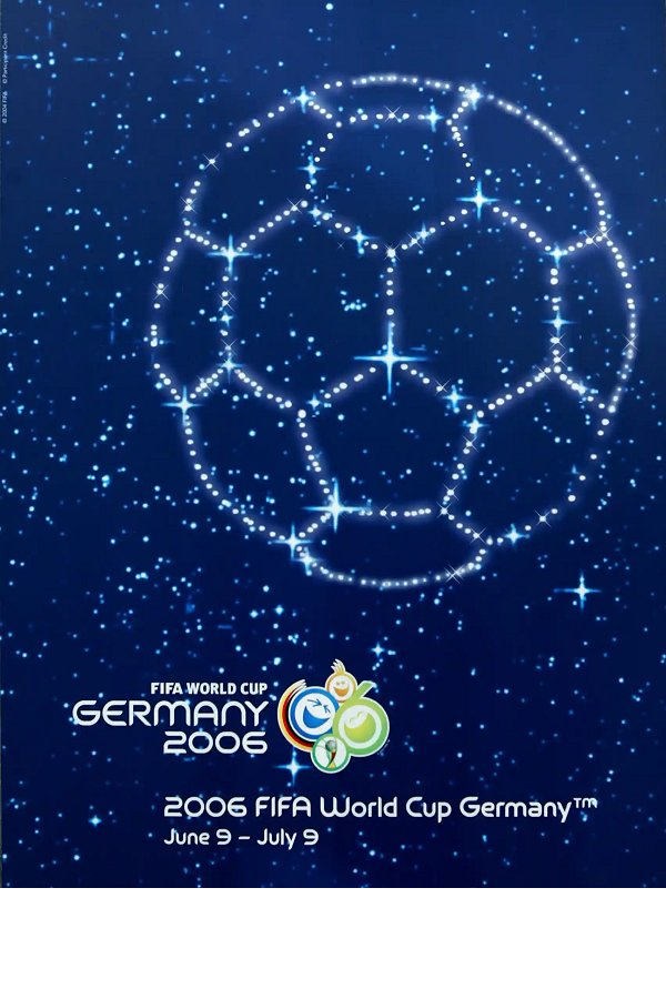 2006 World Cup Poster