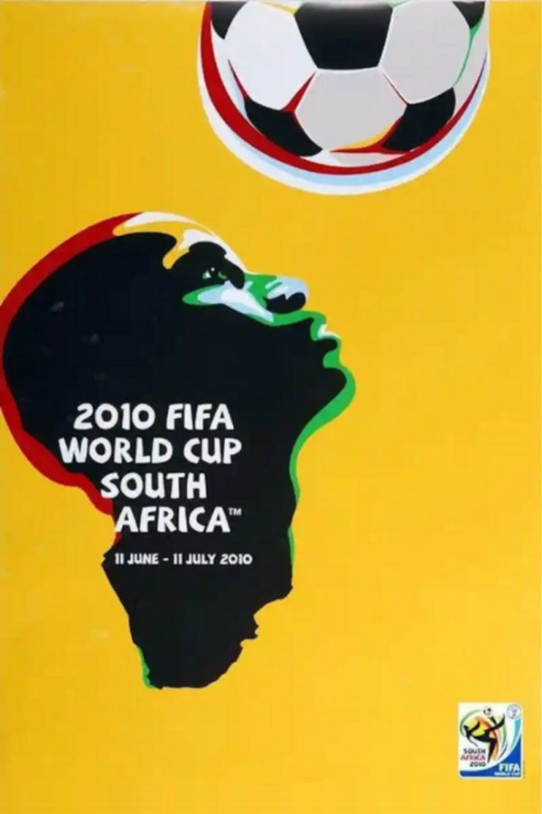 2010 World Cup Poster