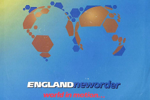 World in Motion New Order England 1990